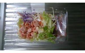 海老のパスタサラダ 2