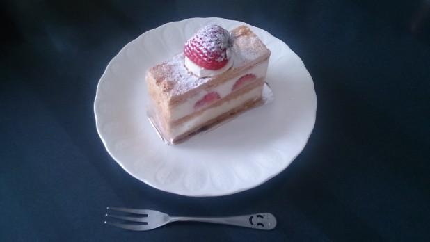苺のミルフィーユ 1