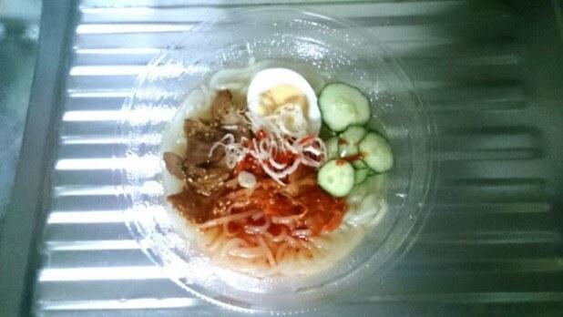 盛岡風冷麺 5