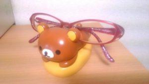 今までの眼鏡 1