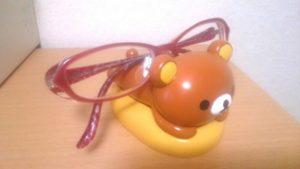 今までの眼鏡 2