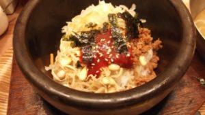 お勧め石焼冷麺2