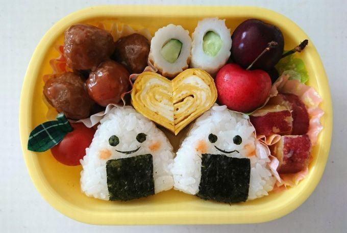 幼稚園児のお弁当
