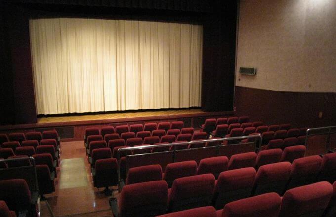 【街】映画館