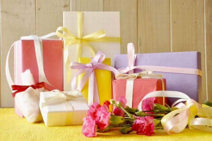 たくさんのプレゼント